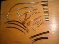 Тръби за хидравлични маркучи и спирачни маркучи щутцери
